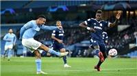 Trực tiếp bóng đá Man City vs Liverpool: Xong Champions League, hướng về đại chiến