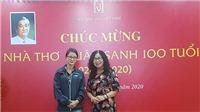 Nhà thơ Nguyễn Xuân Sanh tròn 100 tuổi: Người bắc nhịp cầu từ Thơ mới sang thơ hiện đại