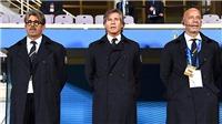 Đội tuyển Italy và khát vọng màu xanh