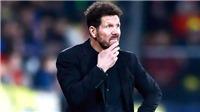 Atletico Madrid thăng hoa nhờ phát minh của Simeone