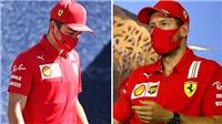 F1: Điểm rơi của Ferrari