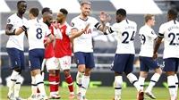Đánh bại Arsenal chẳng khiến Tottenham hạnh phúc
