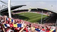 Bundesliga lại đi trước châu Âu một bước