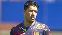 Barca: Làm sao để tiễn Suarez ra khỏi cửa?
