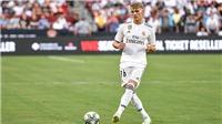 Real Madrid: Tiến lên nào, Martin Odegaard!