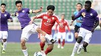 TP.HCM đấu Hà Nội FC: Quân bầu Hiển với mục tiêu đổi chỗ
