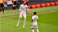 Real Madrid: Liga cậy già, Champions League cậy trẻ