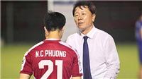 HLV Chung Hae Seong tài nhưng cầu thủ mới là những người chơi bóng