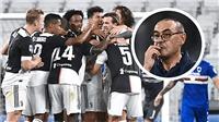 Juventus: Ronaldo càng hay, Sarri càng... khó xử