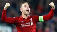 Jordan Henderson: Trái tim và ý chí của Liverpool