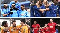 Bóng đá Anh ở cúp Châu Âu: Chưa xong mùa này, đã lo mùa tới