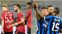 QUAN ĐIỂM: Inter vs MU là cặp chung kết trong mơ của Europa League
