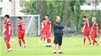 Hoãn các trận vòng loại World Cup 2022: Thầy Park lại đau đầu