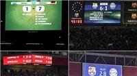 Barcelona vs Bayern, và những thất bại kinh điển trong lịch sử