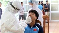U22 Việt Nam chờ kết quả xét nghiệm Covid-19