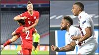 Trực tiếp bóng đá PSG vs Bayern Munich: Tinh hoa hay tiền bạc?