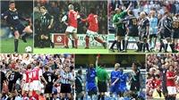 Lịch sử Ngoại hạng Anh qua những chiếc thẻ đỏ