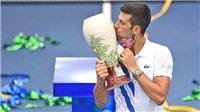 Djokovic vô địch Cincinnati Masters 2020: Thông điệp mạnh mẽ của Nole