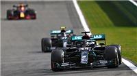 GP Bỉ: Hamilton lên ngôi, Mercedes vô đối