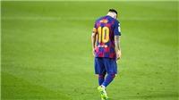 Barcelona không Messi: Chưa sẵn sàng cho việc mất đi siêu sao số 1