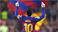 Messi đồng nghĩa với tiền, rất nhiều tiền
