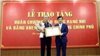 HLV Park Hang Seo nhận Huân chương hạng Nhì: Vinh dự và trách nhiệm