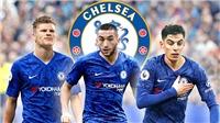 Mua sáu tân binh, Chelsea mơ vô địch được chưa?