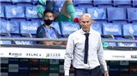 Real Madrid: Du hành vào quá khứ cùng Zidane