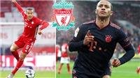 Liverpool bảo vệ ngai vàng bằng Thiago Alcantara?