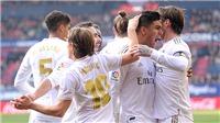 Real Madrid: Cỗ máy sản xuất bàn thắng của Zidane