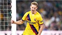 Quique Setien kiến thiết Barca từ nền tảng De Jong