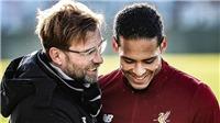 Liverpool: Van Dijk hay, nhưng Klopp mới quan trọng nhất