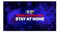 Bóng đá châu Á trong mùa Covid-19: Ở nhà, vệ sinh thân thể và đẩy lùi virus