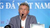 Bóng đá Việt Nam vẫn mơ hồ về chức danh GĐKT