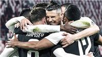 Covid-19: Cầu thủ Juventus đồng loạt giảm lương