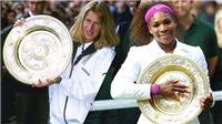 Tennis: Steffi Graf xứng đáng là tay vợt nữ xuất sắc nhất lịch sử hơn Serena Williams?