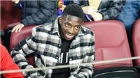 Barca đau đầu với cục nợ Ousmane Dembele