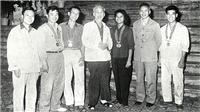 Kỷ lục gia châu Á Vũ Thị Sen và niềm vinh dự hai lần được gặp Bác Hồ