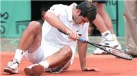 Tennis: Sampras vô duyên, Hingis tiếc nuối, Kerber hy vọng