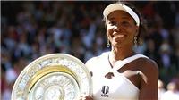 Tennis: 10 thống kê thú vị về Venus Williams