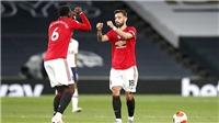 MU: Cặp Fernandes vs Pogba nâng tầm tuyến giữa Quỷ đỏ