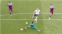Kane tỏa sáng, thắp hy vọng cho Tottenham