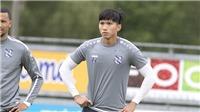 Với Văn Hậu, trở về Hà Nội FC không phải bước lùi