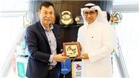 VFF hợp tác với chủ nhà World Cup 2022