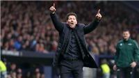 Atletico: Ngày đứng lớp hoàn hảo của Simeone
