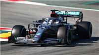 Giải đua Công thức 1: Mercedes vẫn là ứng cử viên khi… chạy thử