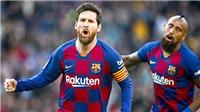 Barcelona: Messi gửi lời cảnh báo Real Madrid