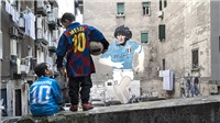 Trực tiếp bóng đá Napoli vs Barcelona: Ngày Messi đến ngôi đền của Maradona