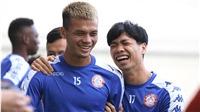 Trực tiếp bóng đá Hougang Utd vs TP.HCM (18h30 ngày 25/2): Chờ Công Phượng 'gánh team'
