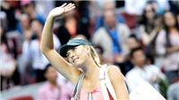Maria Sharapova giải nghệ: Từ bỏ, chứ không bỏ cuộc